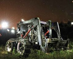 You Built What?!: A Tractor For The Apocalypse | Popular Science
