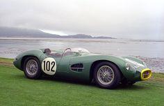 Aston Martin 1957 DBR2