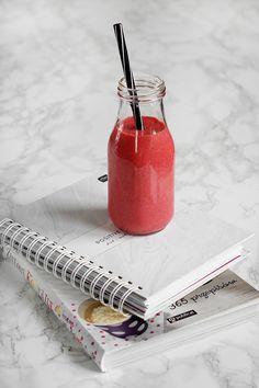 Jak zrobić idealny koktajl. 7 koktajli na 7 dni tygodnia. - FitSweet Raw Vegan Recipes, Low Carb Recipes, Fruit And Veg, Fresh Fruit, Mono Meals, Gymaholic, My Sunshine, Lemonade, Smoothies