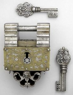 keys and lock