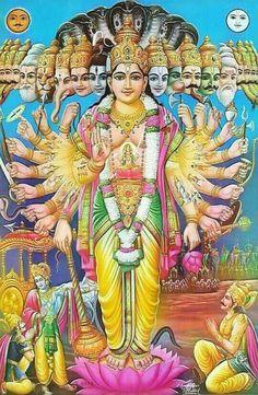 Jay Vishnu ji