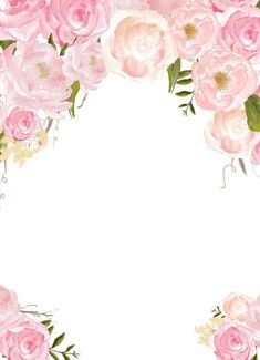 65 New Ideas Birthday Background Invitations Flower Backgrounds, Wallpaper Backgrounds, Wallpapers, Invitation Layout, Bridal Shower, Baby Shower, Wedding Party Invites, Party Invitations, Birthday Background