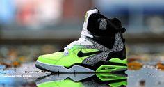 "Nike Air Command Force ""Autumn Leaves"" Custom"