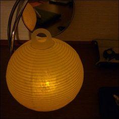 Letter lantern made in Japan