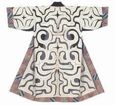 ainu dress, Japan