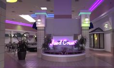 Food court mallsoft