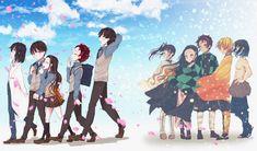 【未来へ繋ぐ】 ※本誌 ※ネタバレ 君たちの未来に幸多からんことをpic.twitter.com/XieDUOpyw1 Demon Slayer, Slayer Anime, Otaku Anime, Manga Anime, Cute Anime Character, Cute Anime Pics, Demon Hunter, Anime Demon, Kawaii