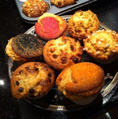 Apéritif Pains, Biscuits, Muffin, Orange, Breakfast, Food, Madeleine, Cooking Food, Sweet Recipes