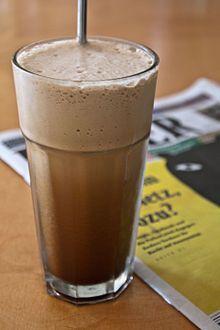 Café frappé – Wikipedia
