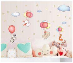Wandtattoo Wandaufkleber Kinderzimmer Badezimmer Fische Dekoration