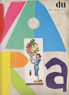 du No.232 1960年  Conzett & Huber  1冊  独文、表紙少折れアト有 ¥2,000