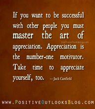 Appreciate Others &a