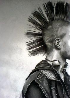 Punk-pencil-art-by-httplouisa911.deviantart.comartPunk-huge-pencil-drawing-76653816.jpg (499×700)