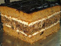 Ciasto Gargamel European Dishes, Different Cakes, Polish Recipes, Food Cakes, Homemade Cakes, Food To Make, Cake Recipes, Bakery, Cheesecake