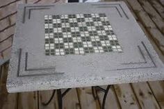 Image result for checkerboard patio