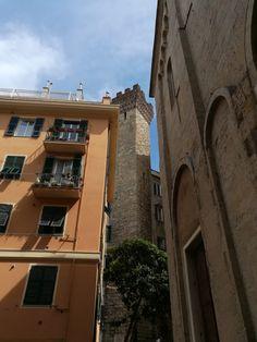 Santa Maria di Castello e Torre degli Embriaci