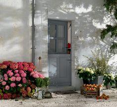 Porte d'entrée Bois TOURAINE Bel'm http://www.belm.fr/porte-entree-touraine