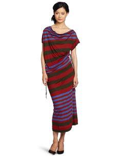e8589faf3cb6 Vivienne Westwood Anglomania Women s Drawstring Maxi Dress Φορέματα Για Το  Χορό