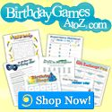 The Candy Bar Game, Kid's Birthday Party Game
