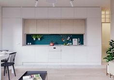 Индивидуальный дизайн интерьера трехкомнатной квартиры BLOCK 102. Разработка дизайна интерьера в Zrobym architects