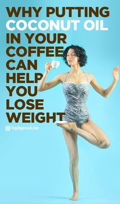 Could Coconut Oil in My Coffee be the Key to My Weight Loss? #weightloss