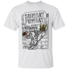 Would you want to wear this shirt?  These are selling out fast!  Tag someone you think might relate to this.   MudgeSports Sunday Funday Football and Beer T-Shirt   https://genesistee.com/product/mudgesports-sunday-funday-football-and-beer-t-shirt/  #MudgeSportsSundayFundayFootballandBeerTShirt  #MudgeSportsT #SundayBeer #FundayT #FootballT
