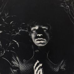 Mick Jagger by Cecil Beaton