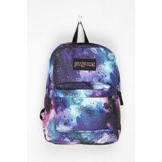 Jansport Celestial Backpack ❤ liked on Polyvore