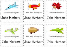 Book labels from online store www.kidslabels.co.za Book Labels, Back To School, This Book, Map, Store, Books, Livros, Libros, Book Publishing Companies