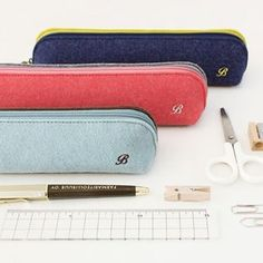 iswas - 'The Basic' Series Pen Case