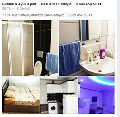 Denizli Real Atlas Apartments