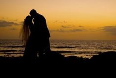 Romantic sunsets on the best beaches in the world; Maui, Hawaii. We have reasonable packages and killer images.  http://www.marrymemaui.com