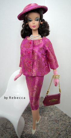 OOAK Fashion for Silkstone Barbie and FR by by Rebeccafashions