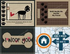 Gone to the Dogs – Dog Themed Greeting Cards for your favorite pet Lover. | RemARKable Creations