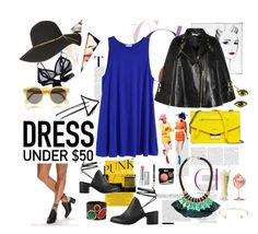 """Dress Under $50"" by pieracuzman ❤ liked on Polyvore"