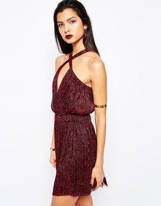 Image 1 ofBec & Bridge Santal Mini Dress