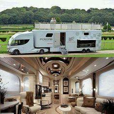 #travel #caravan #luxury