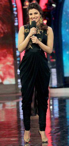 Priyanka Chopra from Tisha Saksena