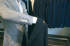 Folding Lardini suit