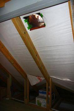 Pozor na přehřívání podstřešních a půdních prostor Roof Tiles, Ladder, Stairway, Ladders