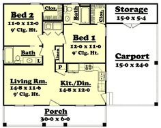 Every Inch Counts - 11724HZ   1st Floor Master Suite, CAD Available, Carport, Country, Metric, Narrow Lot, PDF, Traditional   Architectural Designs