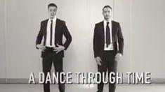 The evolution of dance.