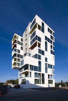 Siloetten in Løgten, Denmark – C. F. Møller Architects and Christian Carlsen Arkitektfirma