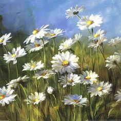 Summer Field II by Danhui Nai