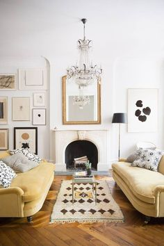 Interiors: West Village Home | Project Fairytale