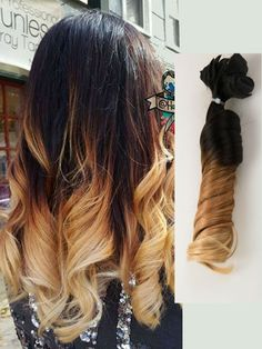 Amazing new choice of ombre & balayage hairstyle~