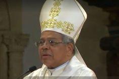 Monseñor Ozoria cuestiona cantidad de presos preventivos en La Victoria