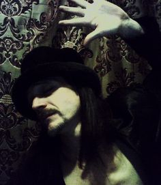 "Promo shot for the Rock Opera entitled, ""KARLOVEMA: AN EPIC ROCK POEM"" by Michael James Fry / 2009"