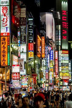 Traveling through Japan from Tokyo, Kyoto, and Osaka, including stays in Shinjuku and Harajuku Asia Travel, Japan Travel, Travel Box, Japon Tokyo, Shinjuku Tokyo, Osaka Japan, Okinawa Japan, Asia City, Tokyo Night