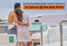 Exclusive Romantic Yacht Charters in Cancun @ the Best Price   #exclusive #romantic #yacht #charters #cancun